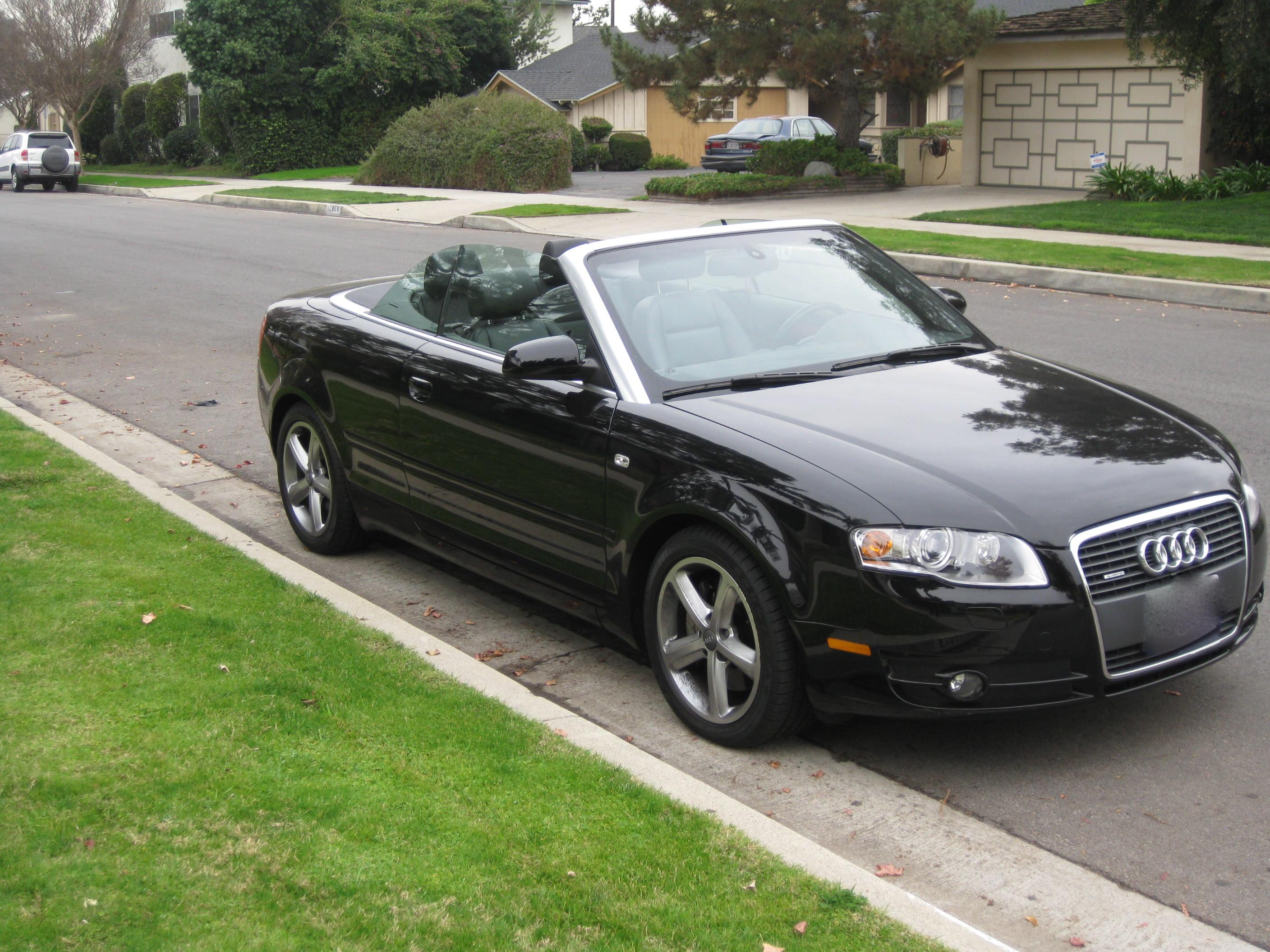 zgabay 2007 audi a4 specs photos modification info at cardomain. Black Bedroom Furniture Sets. Home Design Ideas