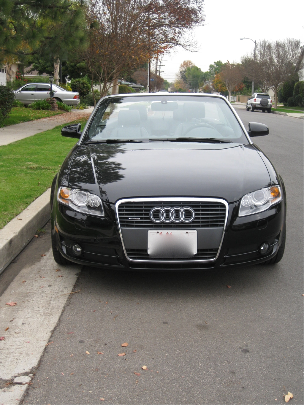 zgabay 39 s 2007 audi a4 in valley village ca. Black Bedroom Furniture Sets. Home Design Ideas