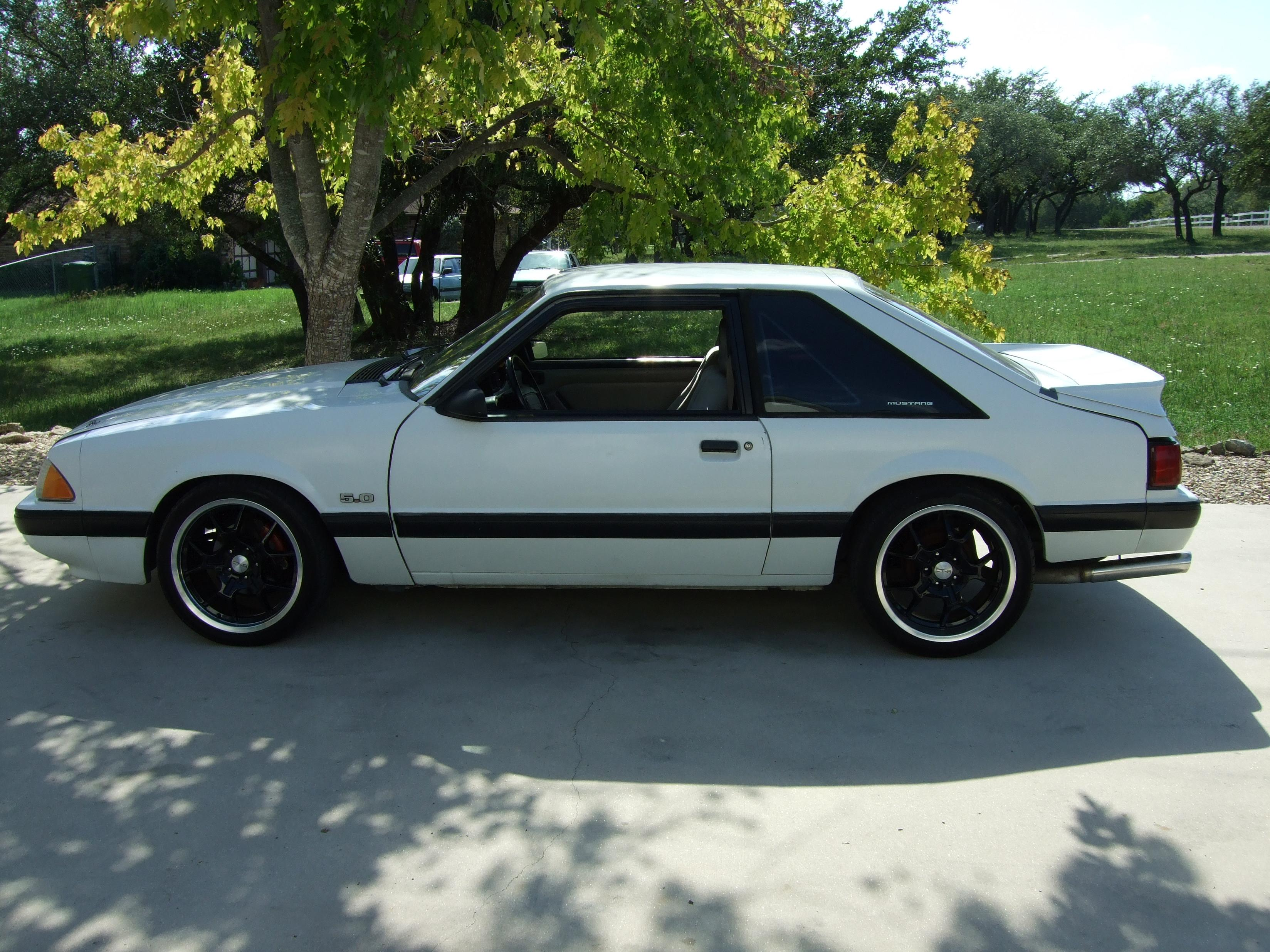 Another shcctx 1991 Ford Mustang post... - 14089378