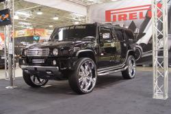 PARKINGLOTKINGs 2004 Hummer H2