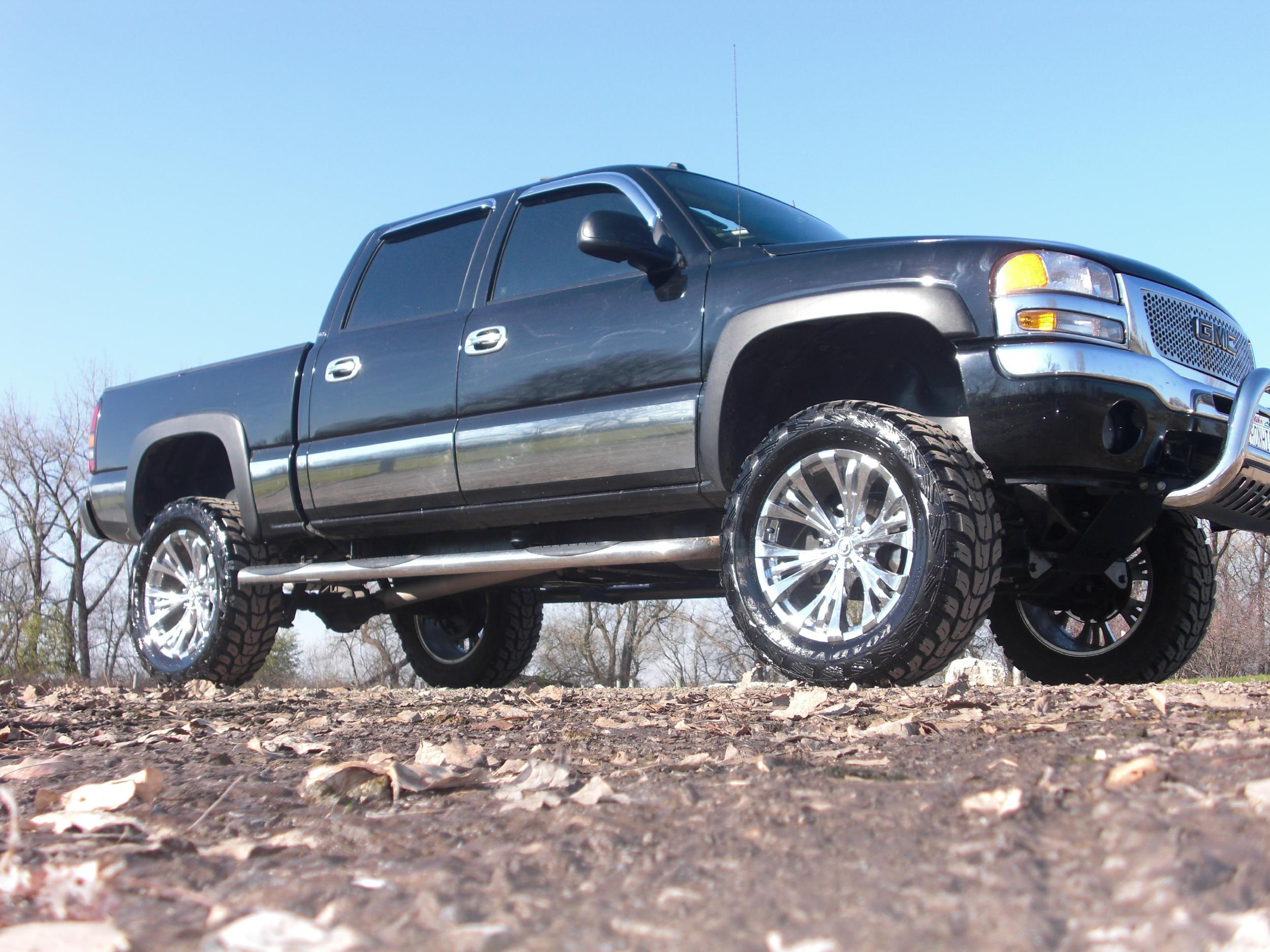 carramerod 2005 gmc sierra 1500 crew cab specs photos modification info at cardomain. Black Bedroom Furniture Sets. Home Design Ideas