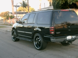 BigElcos 2002 Ford Expedition