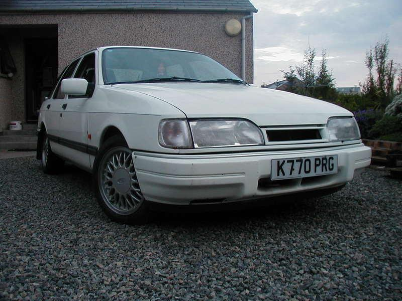 Another autorob 1992 Ford Sierra post... - 14091862