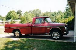 1971 Dodge D150 Club Cab