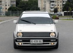 juice93belgrades 1989 Volkswagen GTI