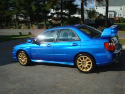 damstrs 2005 Subaru Impreza