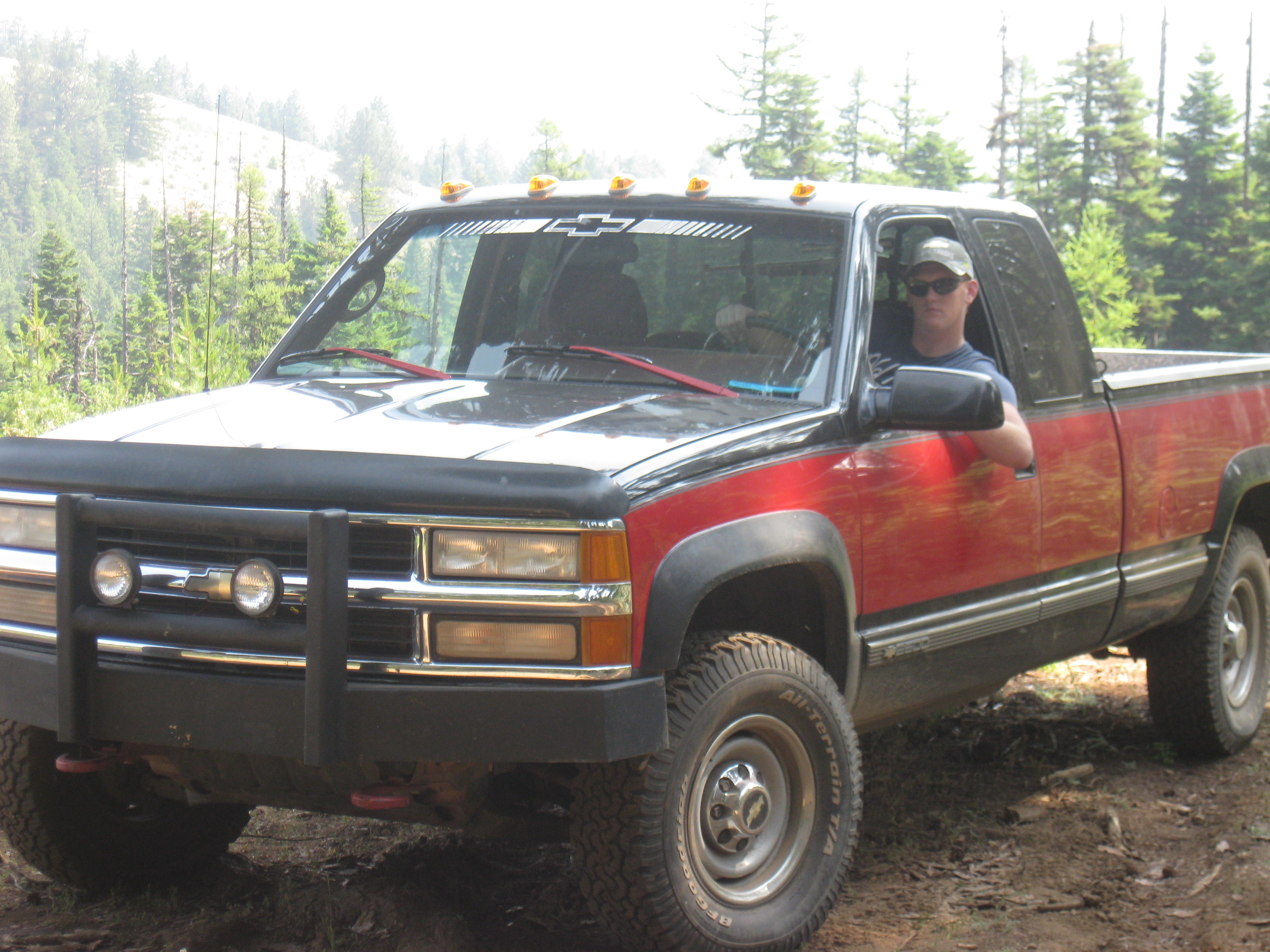 Lowes1995chevy 1995 Chevrolet Silverado 2500 Hd Extended
