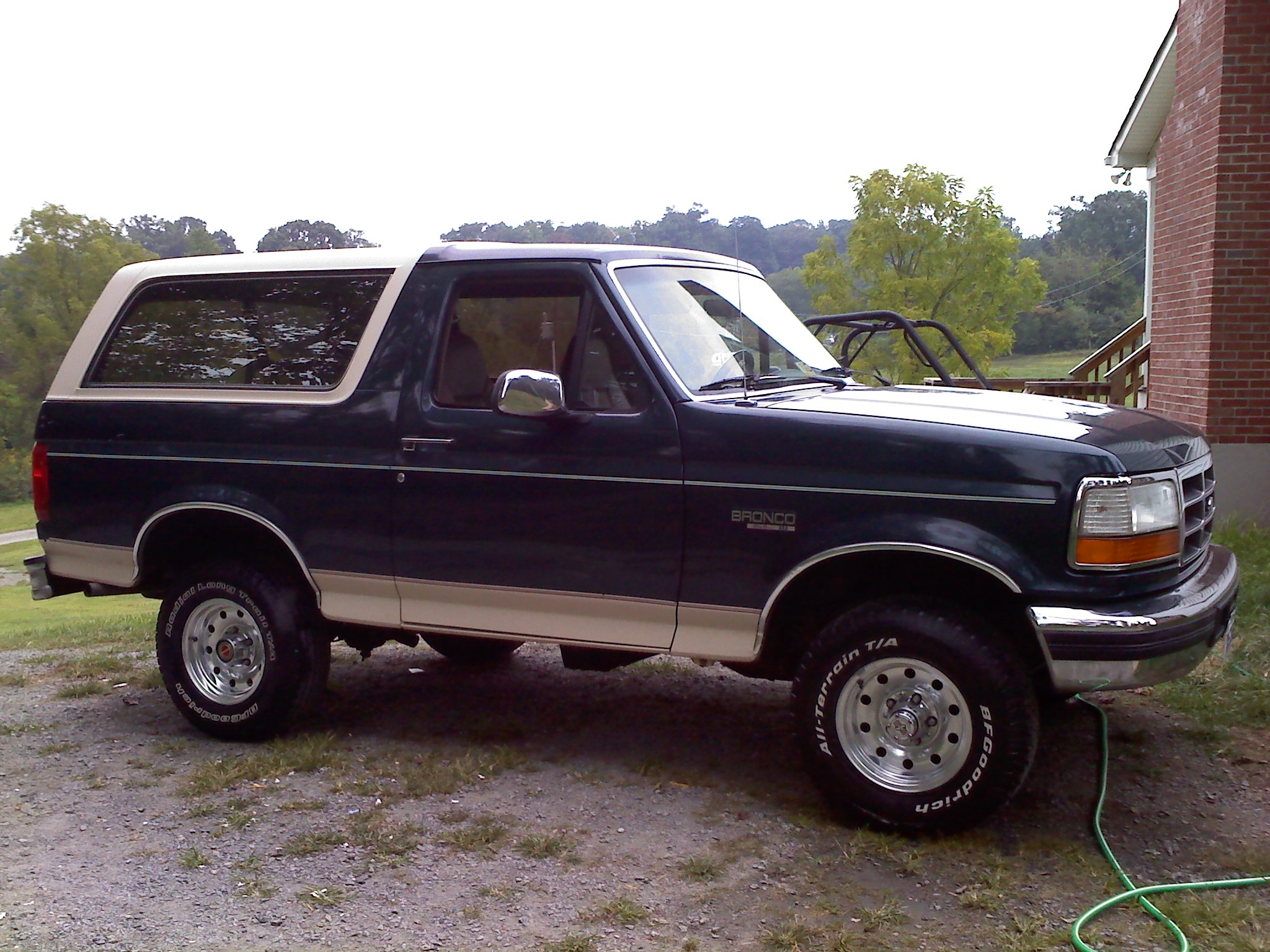 chaevis69 1993 ford bronco specs photos modification. Black Bedroom Furniture Sets. Home Design Ideas