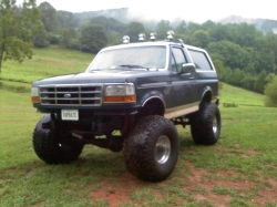 chaevis69 1993 Ford Bronco