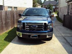whitesilverado03 2010 Ford F150 SuperCrew Cab