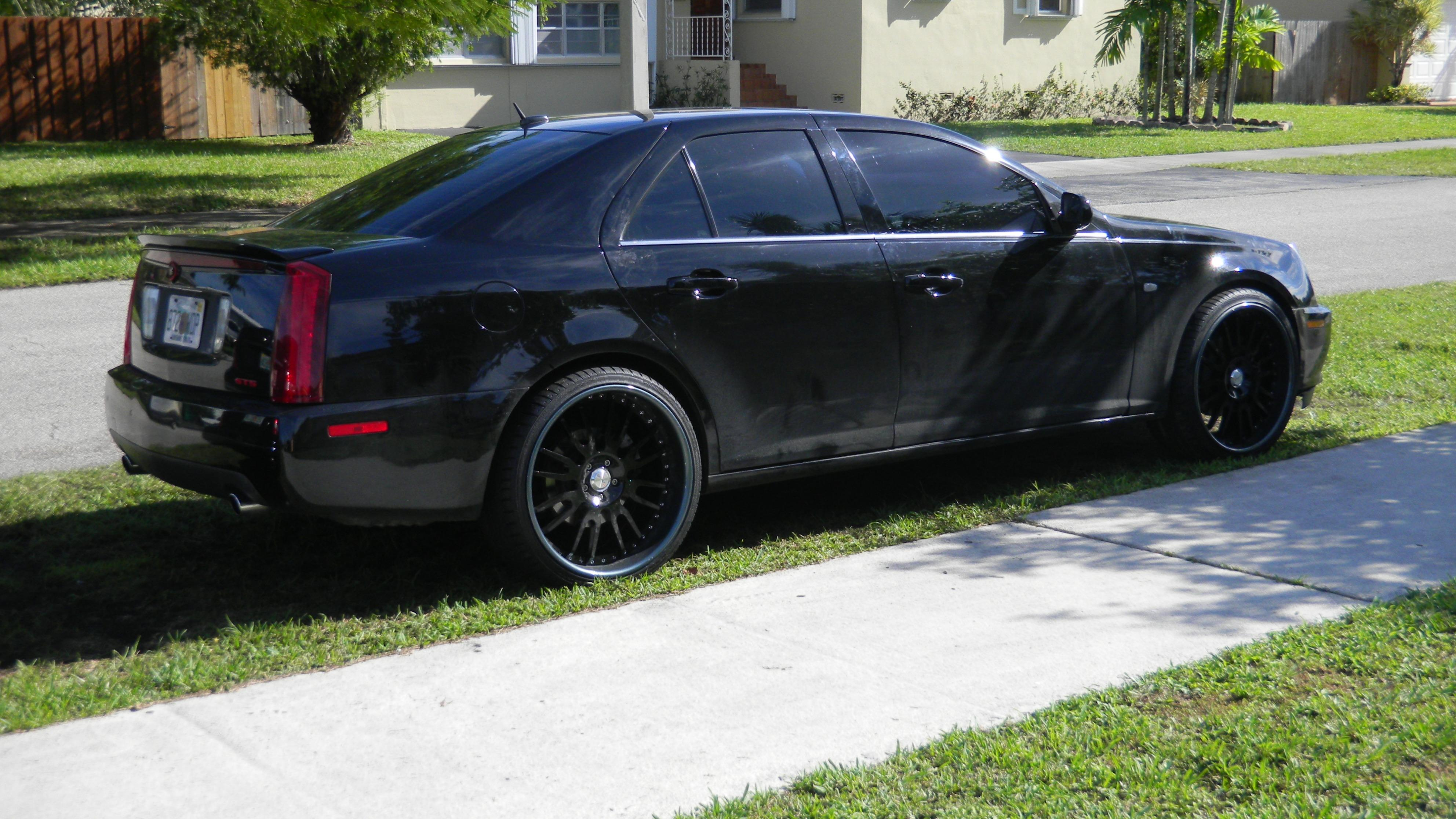 Cadillac Cts Rims >> caddysts22 2005 Cadillac STS Specs, Photos, Modification ...