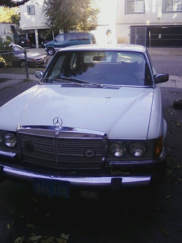 Another UTIProdigy 1978 Mercedes-Benz 280S post... - 14095067