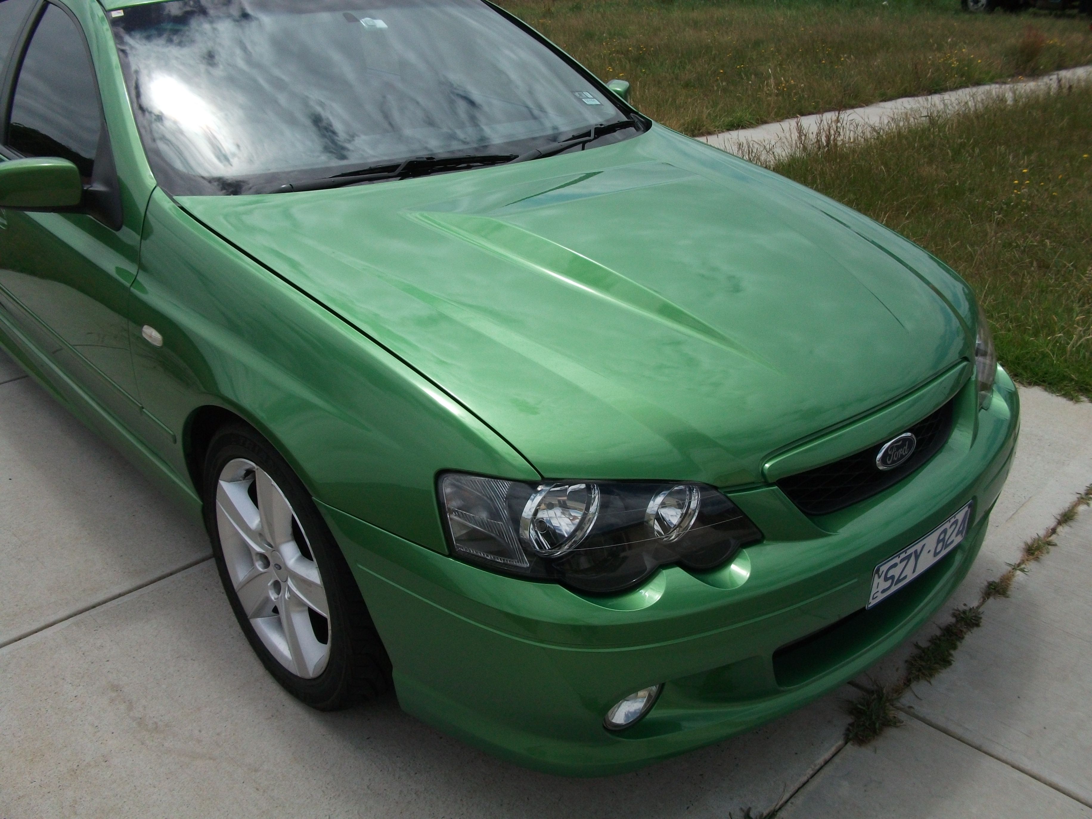 Another pearllanos 2004 Ford Falcon post... - 14096885