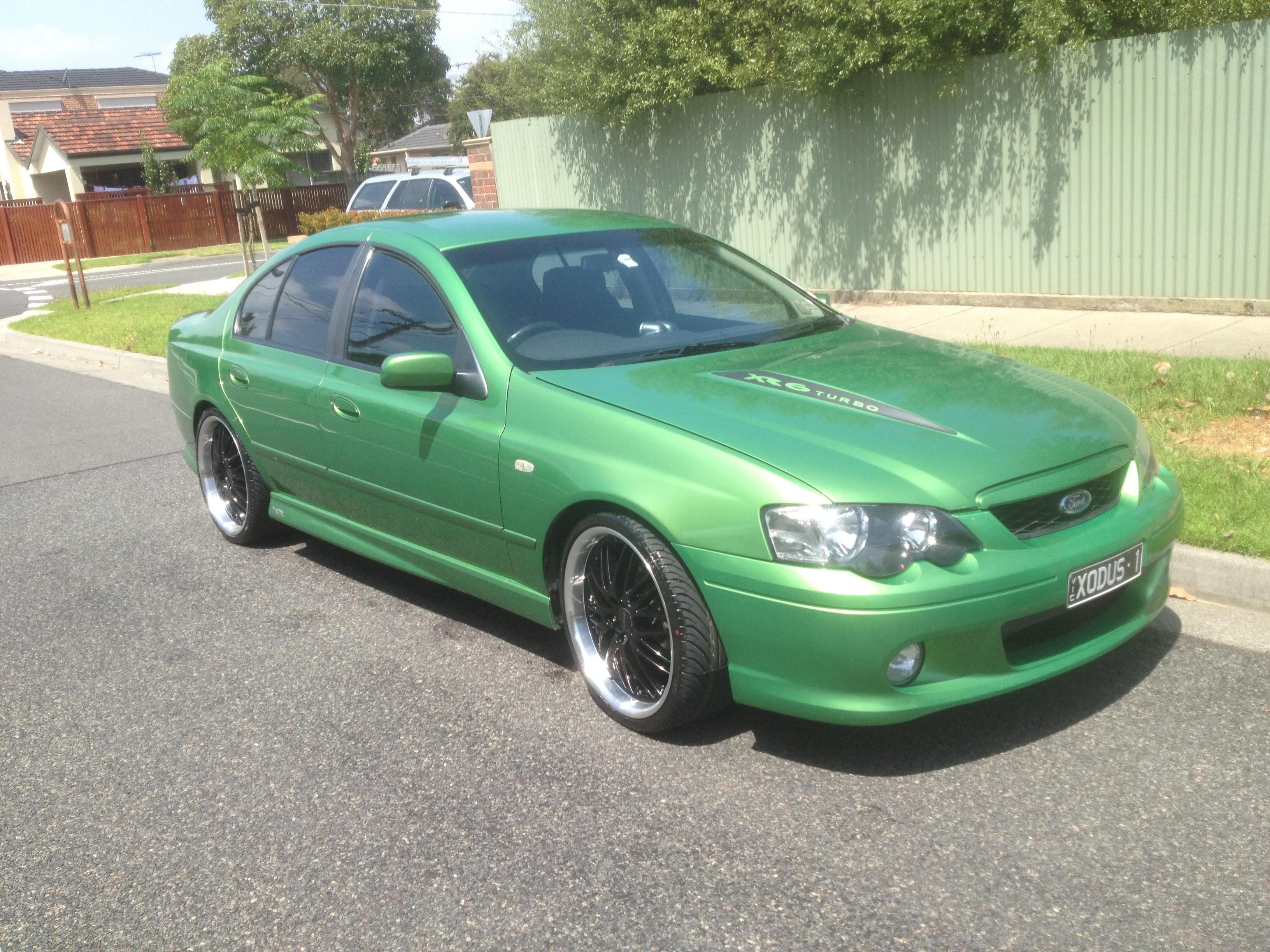 Another pearllanos 2004 Ford Falcon post... - 15625142