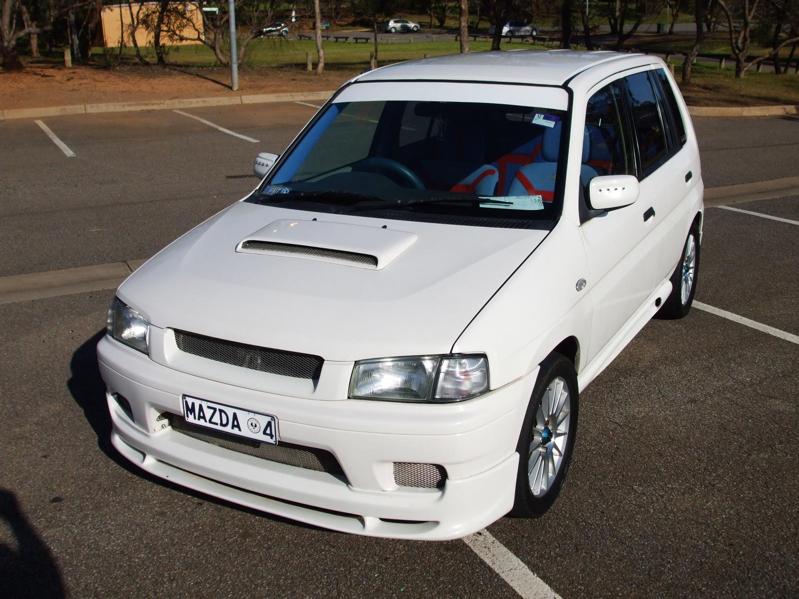 Crm Metro 1997 Mazda 121 Specs Photos Modification Info