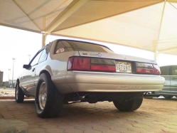 NaWaFKW 1992 Ford Mustang
