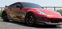 DlorenGs 2009 Nissan 370Z