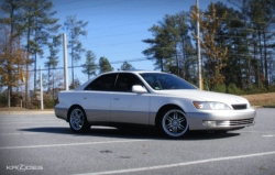 jkaldess 1998 Lexus ES
