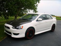 Eric-MX3s 2010 Mitsubishi Lancer
