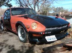 Fairlady_260zs 1974 Datsun 260Z