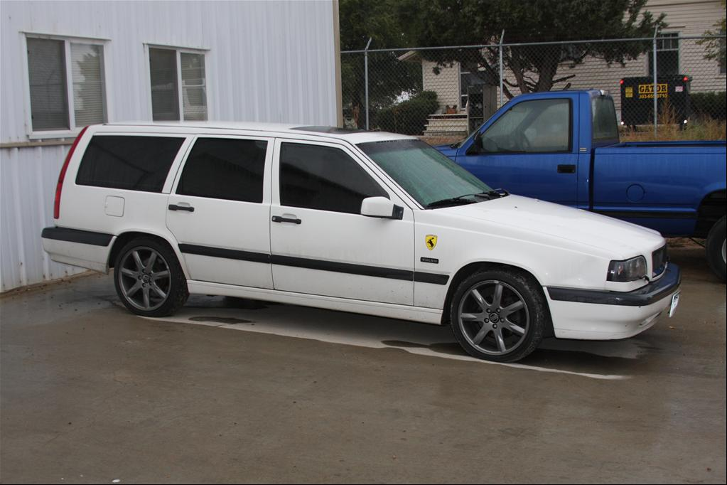 Volvo 850 Wagon For Sale. beewerks#39;s 1994 Volvo 850