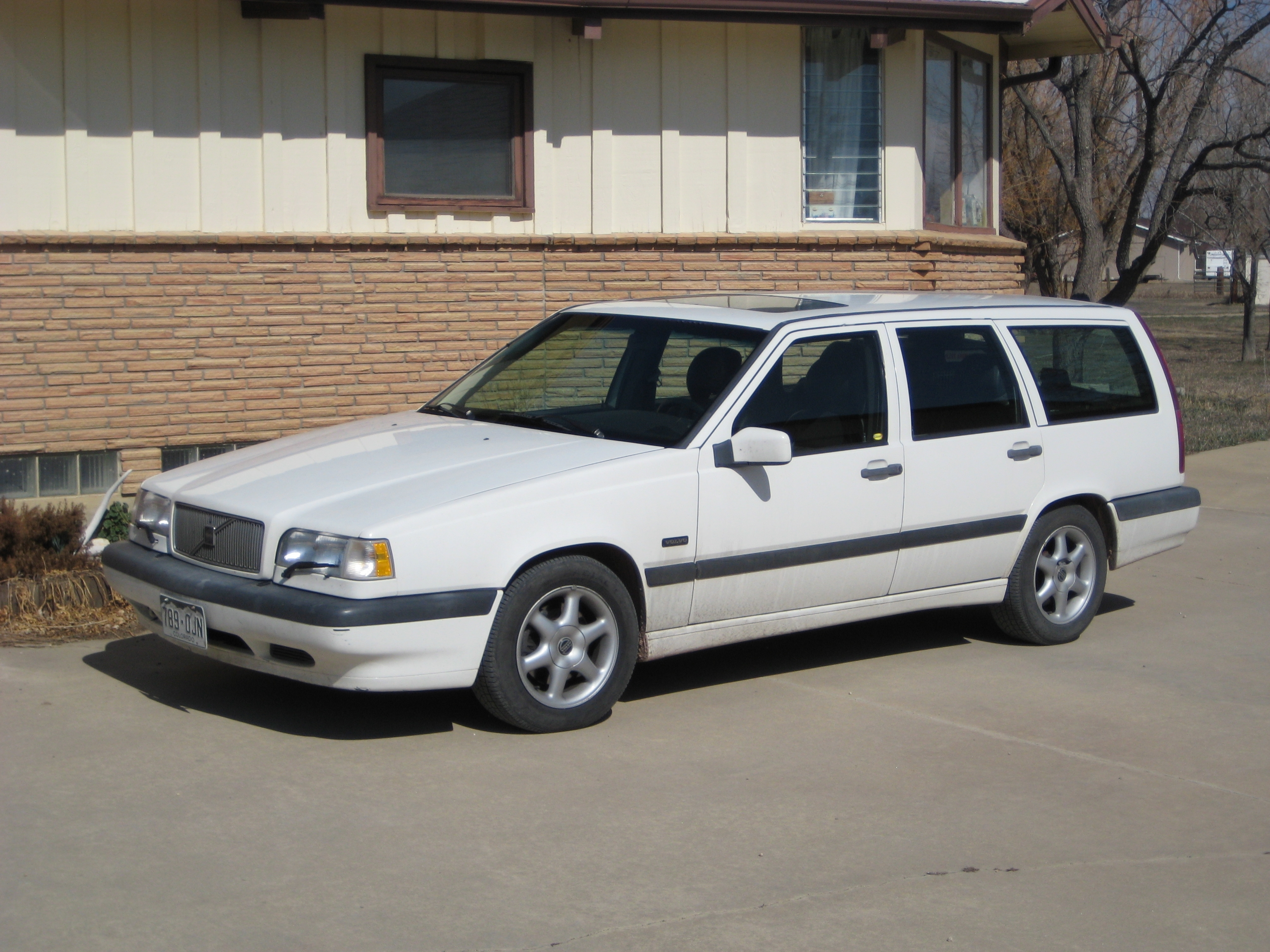 Another beewerks 1994 Volvo 850 post... - 14096231