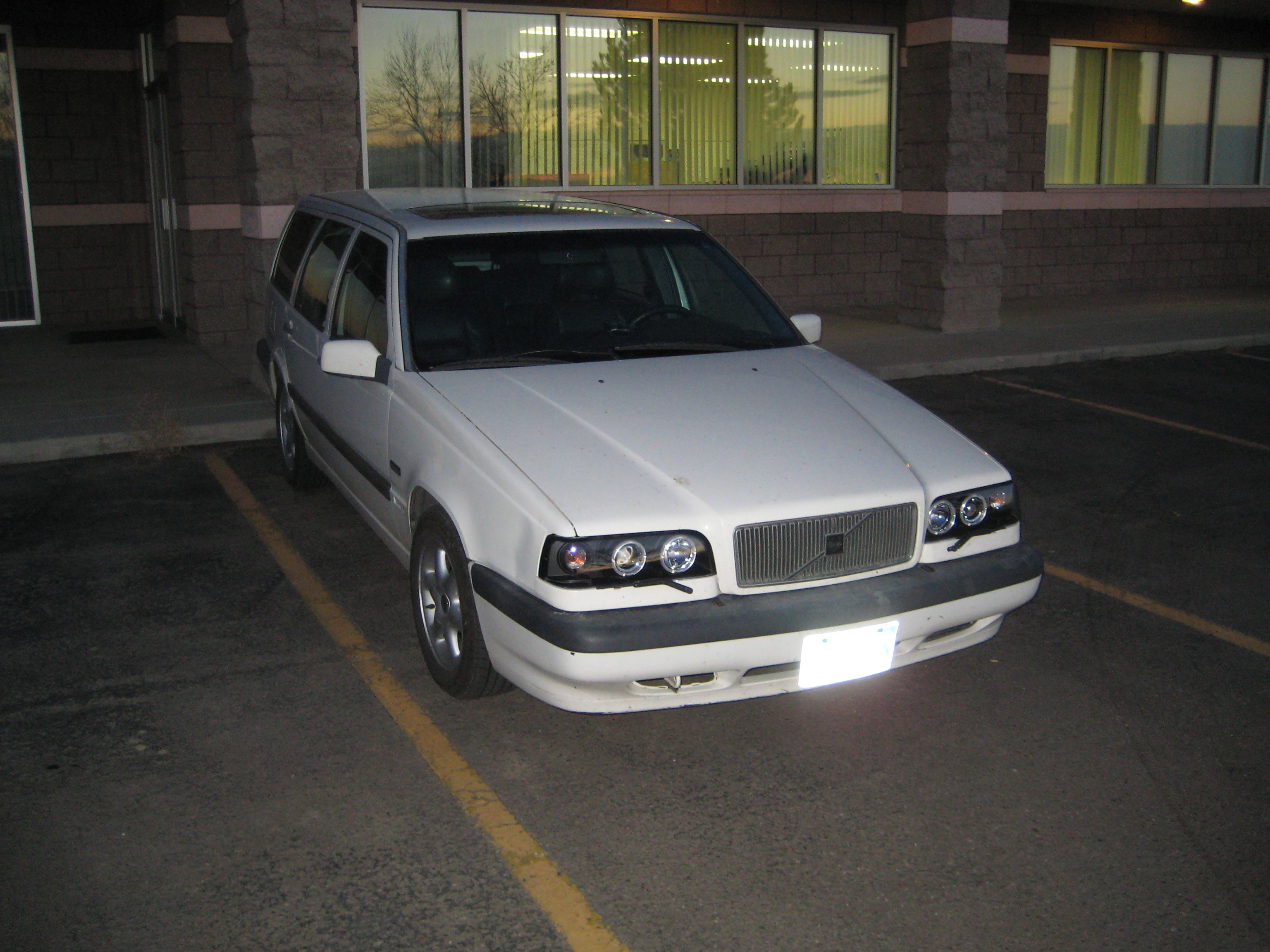 Another beewerks 1994 Volvo 850 post... - 14096235