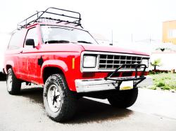 84OutlawBroncos 1984 Ford Bronco II