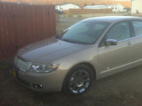Another bigdruce15 2007 Lincoln MKZ post... - 14100912