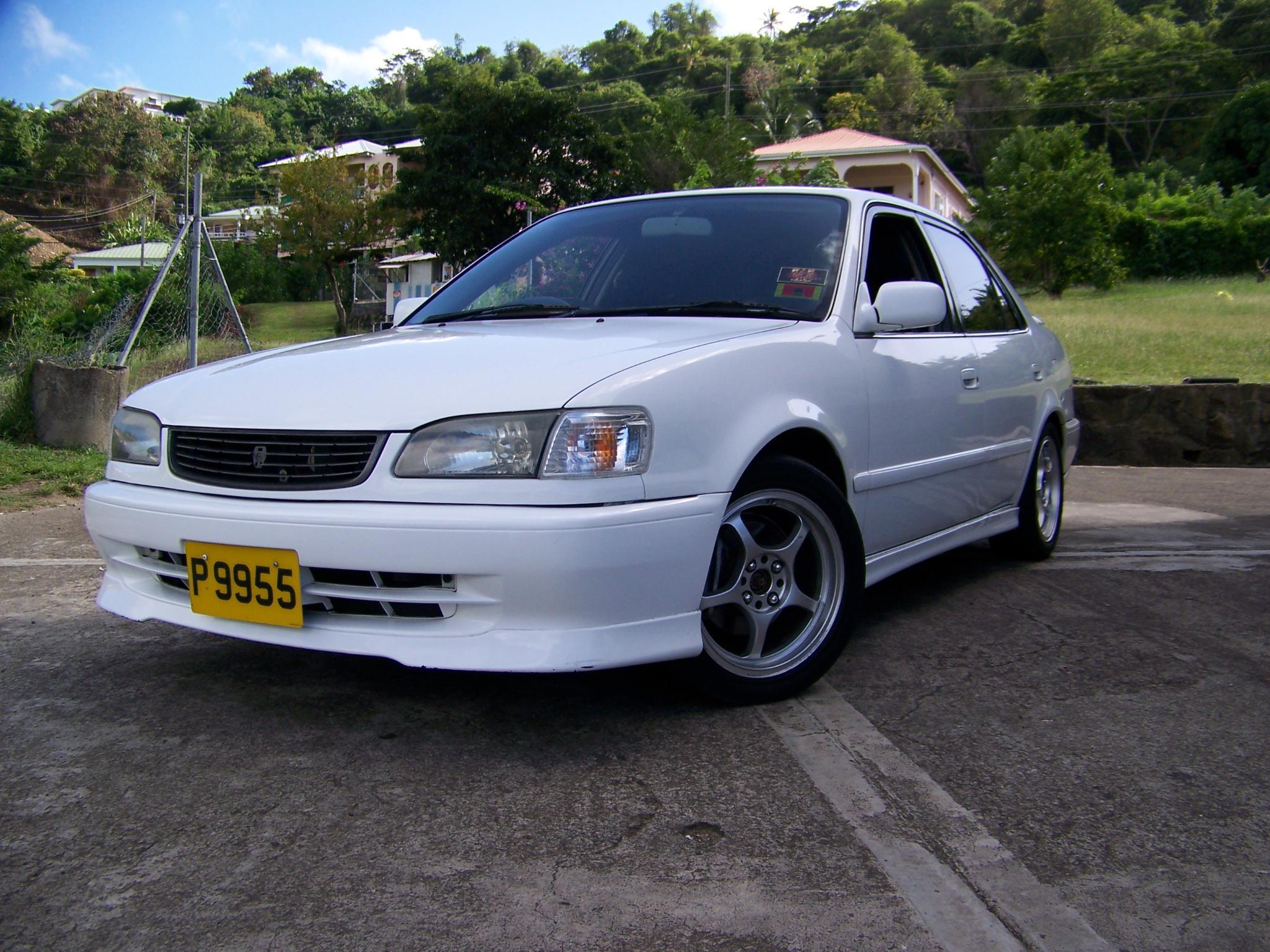 sirslack 1999 toyota corolla specs photos modification info at cardomain. Black Bedroom Furniture Sets. Home Design Ideas