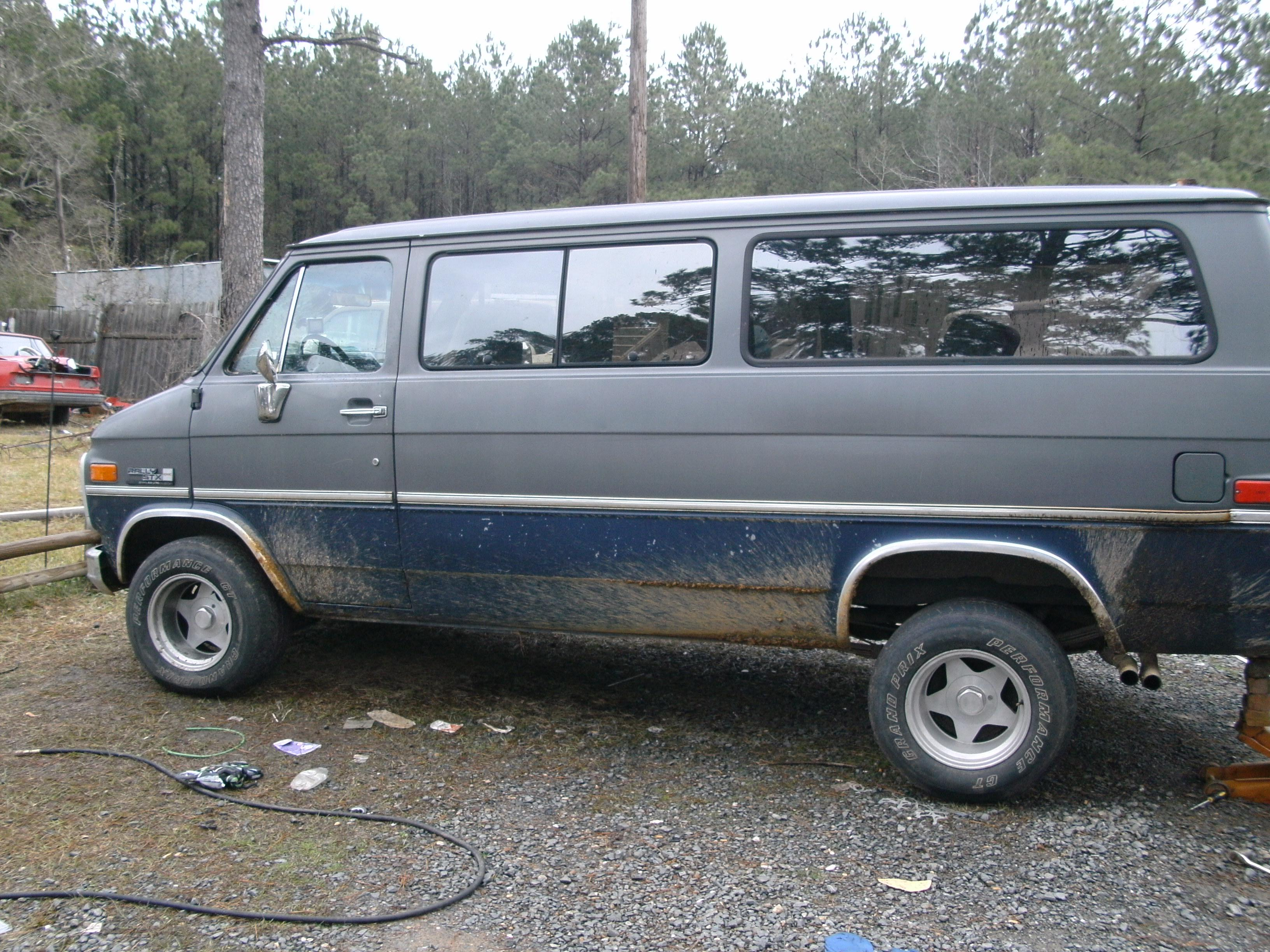 1987 GMC Rally Wagon 1500