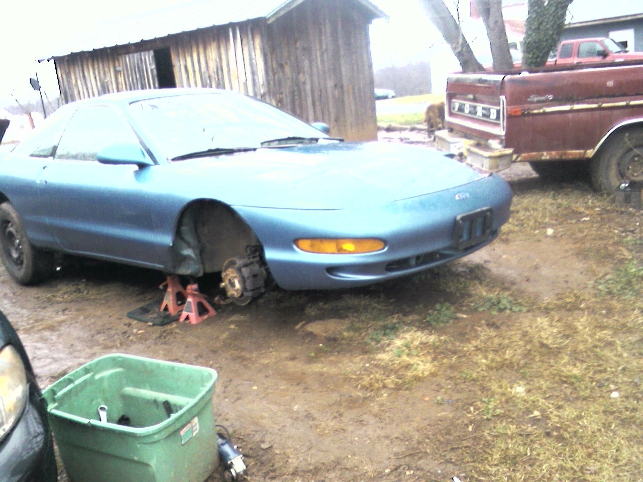 Another adjoyner1585 1993 Ford Probe post... - 14102509