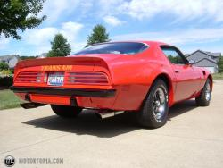 BenFlewelling25s 1974 Pontiac Trans Am
