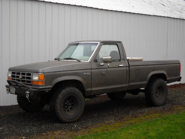 1992 ford ranger stx lifted youtube 480x360 lifted