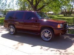 57chevyapaches 2000 Cadillac Escalade