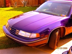 illuminated661s 1992 Chevrolet Lumina Passenger