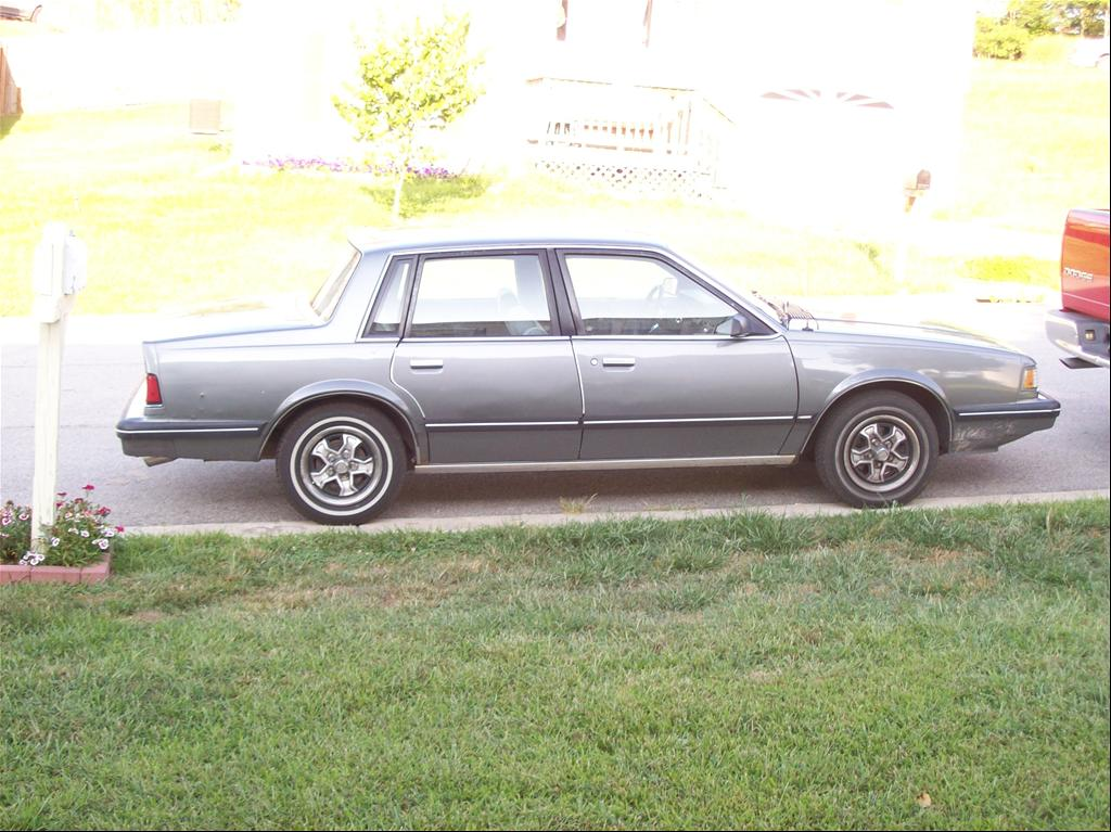 1989 Chevrolet Celebrity - Union, MO owned by wheelmanjohny Page:1 ...
