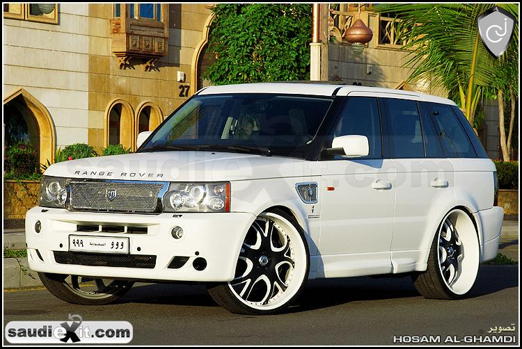 Saudi_Exit 2008 Land Rover Range Rover Sport