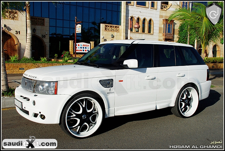 Saudi_Exit 2008 Land Rover Range Rover Sport 14104407