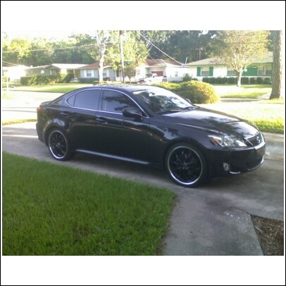 LeahMichelle904 2007 Lexus IS 14104427