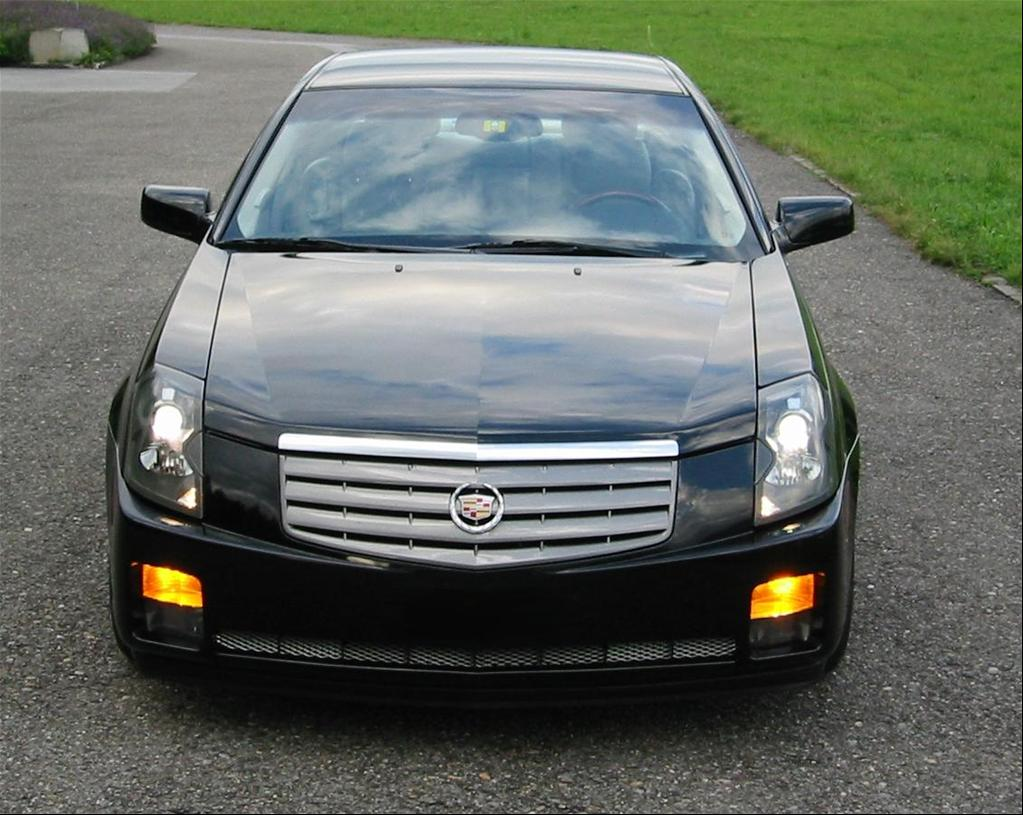 swisscadillac 39 s 2003 cadillac cts in jona. Black Bedroom Furniture Sets. Home Design Ideas