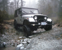 USAwheelMECHs 1984 Jeep CJ7