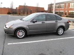 FocusFanatic804s 2009 Ford Focus