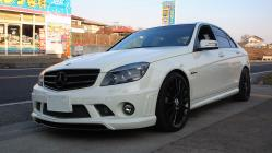 tkhsmsnr 2009 Mercedes-Benz C-Class