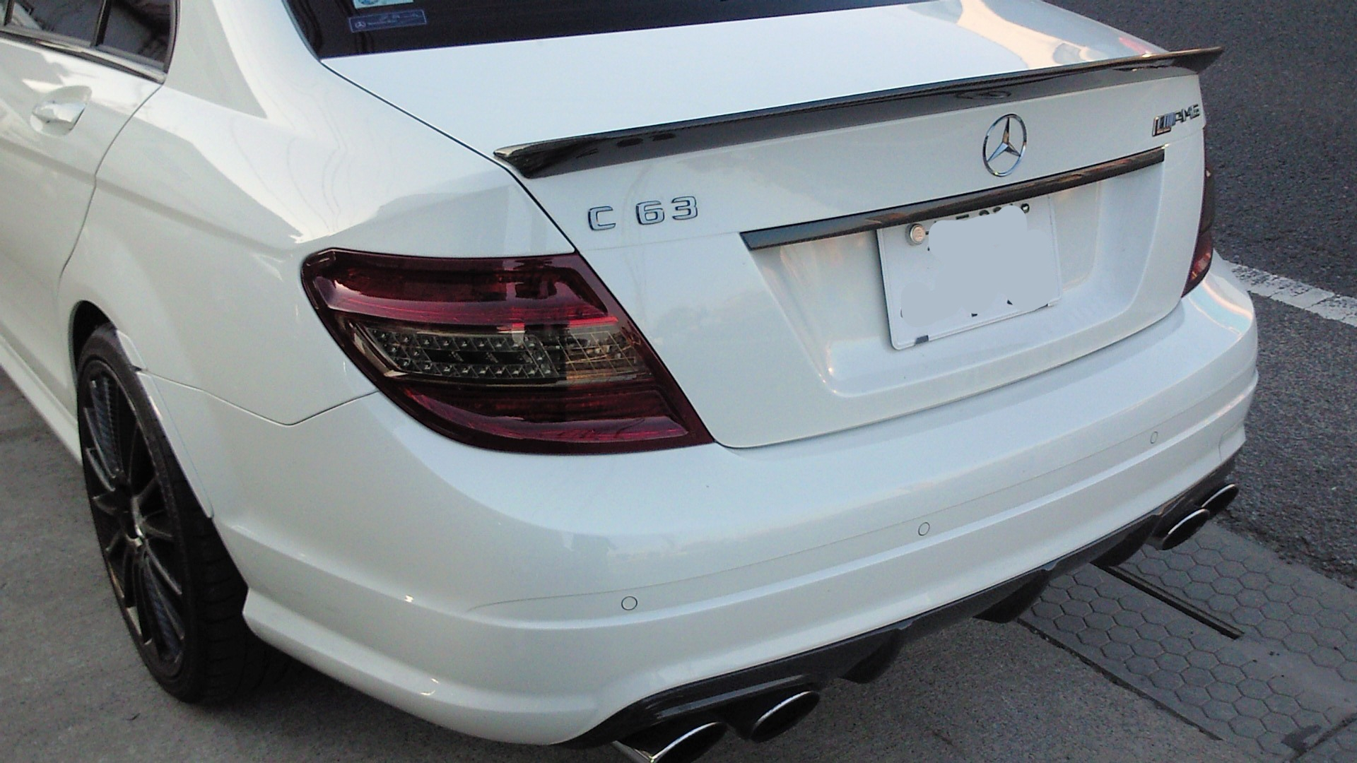Another tkhsmsnr 2009 Mercedes-Benz C-Class post... - 14105069