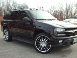 Trailb10s 2005 Chevrolet TrailBlazer
