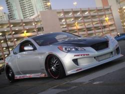 MSAs 2010 Hyundai Genesis Coupe