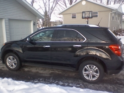 punisherZX6RR 2010 Chevrolet Equinox