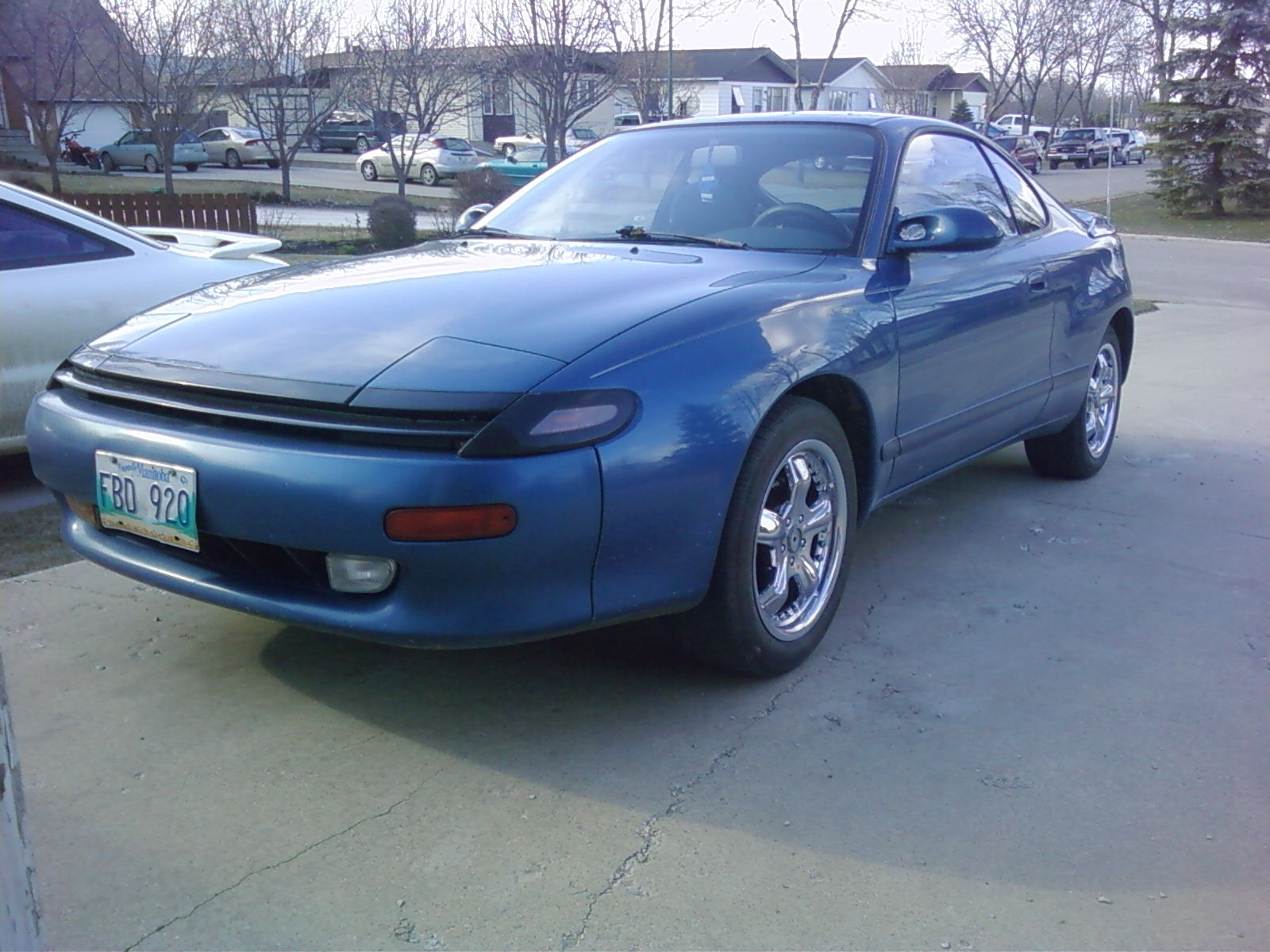Another kona-fr 1990 Toyota Celica post... - 14106536