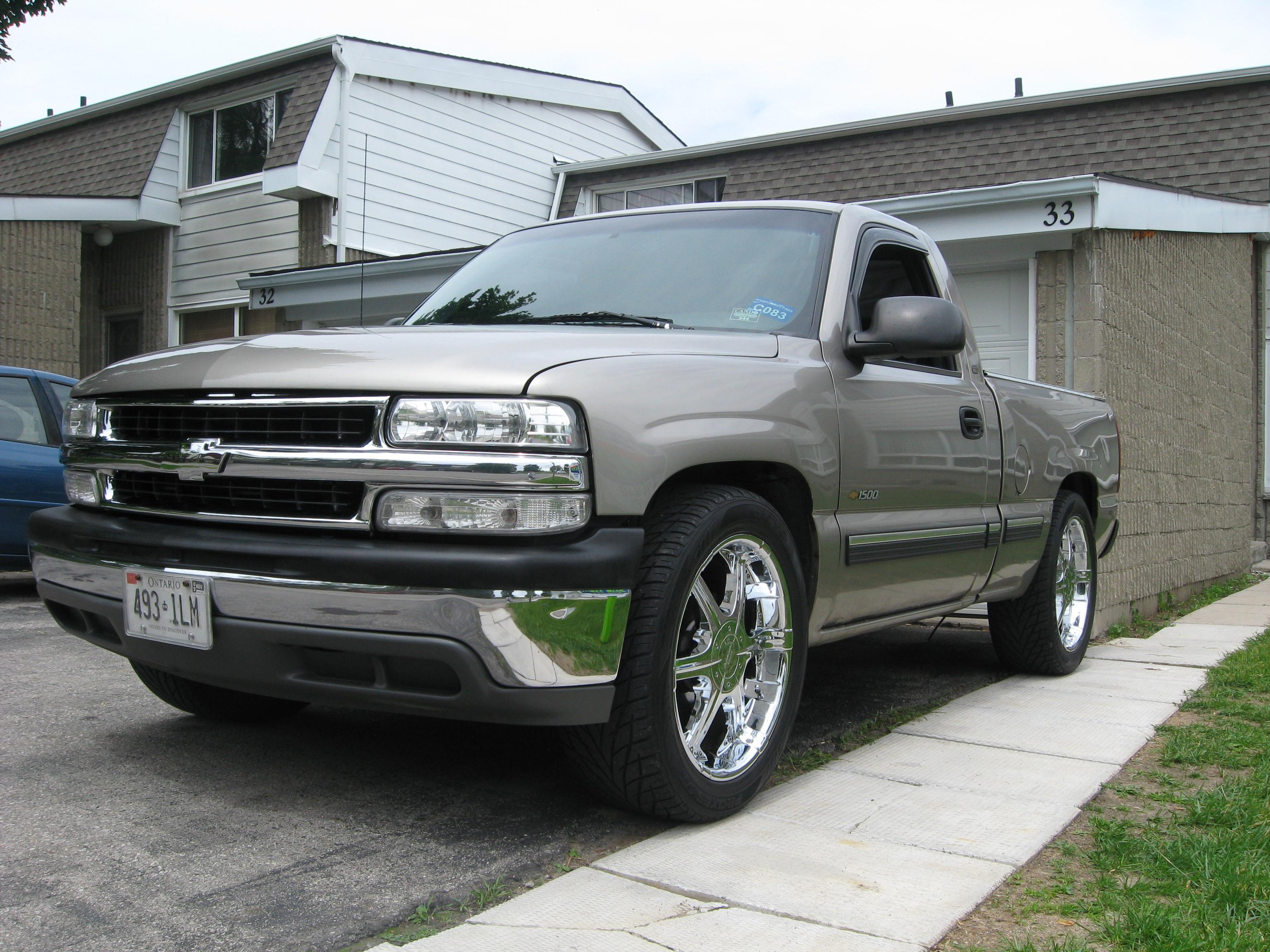 forestcitysoulja 2000 chevrolet silverado 1500 regular cab specs photos modification info at. Black Bedroom Furniture Sets. Home Design Ideas